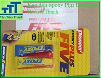 KEO DÁN SẮT EPOXY PLUS FIVE