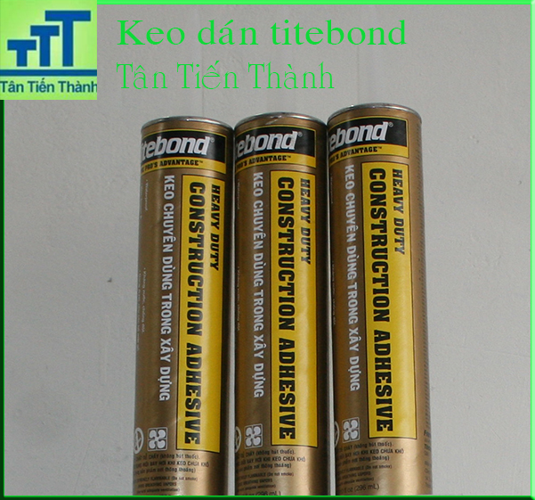 KEO TITEBOND HEAVY DUTY CONTRUCTION ADHESIVE